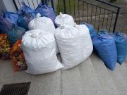 """Akcja """"Zbiórka plastikowych zakrętek"""" (podsumowanie I półrocza roku szkolnego 2020/2021)"""